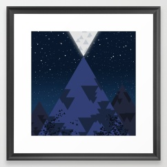 the-mountain-and-the-moon-framed-prints